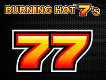 Burning Hot 7s