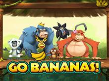 Вперед Бананы! в бесплатном клубе Вулкан