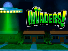 Игровой автомат Пришельцы в онлайн-клубе Вулкан